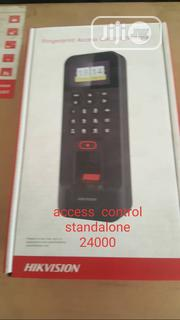 Stand Alone Hikvision Biometric Time Attendance | Computer & IT Services for sale in Lagos State, Surulere