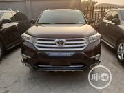 Toyota Highlander 2013 Limited 3.5l 4WD | Cars for sale in Lagos State, Amuwo-Odofin