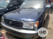 Toyota Land Cruiser 3.0 D Automatic 2003 Blue | Cars for sale in Lagos State, Apapa