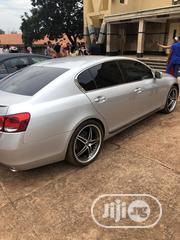 Lexus GS 2006 300 AWD Silver | Cars for sale in Lagos State, Isolo