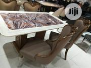 New And Imported 6 Seater Royal Marble Dinning Table   Furniture for sale in Lagos State, Ikeja