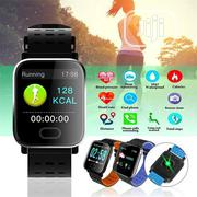 6A Fitness Smart Bracelet | Accessories for Mobile Phones & Tablets for sale in Lagos State, Ikeja
