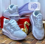 Nike Air Max 720 White/Glitter Sneakers   Shoes for sale in Lagos State, Lagos Island