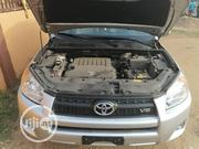 Toyota RAV4 2010 3.5 4x4 Silver | Cars for sale in Lagos State, Alimosho