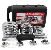 20kg Dumbell | Sports Equipment for sale in Lagos State, Ibeju