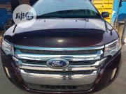 Ford Edge 2012 Red | Cars for sale in Lagos State, Surulere