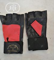 Leather Gym Gloves | Sports Equipment for sale in Lagos State, Gbagada