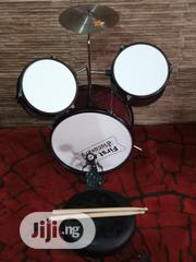 Children Drum Set (First Act 3 Piece Set) | Musical Instruments & Gear for sale in Lagos State, Ikeja