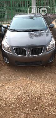 Pontiac Vibe 2009 2.4L Gray | Cars for sale in Lagos State, Alimosho