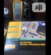 Fluke 289 Digital Multimeter Flukeview Forms Combo Kit | Measuring & Layout Tools for sale in Lagos State, Lagos Island