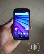 Motorola Moto G (3rd gen) 16 GB Black | Mobile Phones for sale in Lagos State, Ikeja