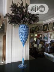 Glass Vase Plus Flower | Home Accessories for sale in Lagos State, Lagos Island