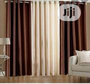 Lovely Blackout Coloured Curtains | Home Accessories for sale in Lagos State, Yaba