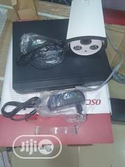 (DVR) Kit With 4cameras,4pic, 20meter Cable 1(DVR)MACHINE, Pw Adapter | Accessories & Supplies for Electronics for sale in Abuja (FCT) State, Lokogoma