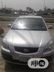 Kia Rio 1.4 Automatic 2006 Silver | Cars for sale in Lagos State, Surulere