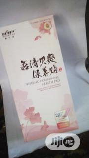 Wuqing Nourishing Female Health Pad For Prostate Enlargement And Utis | Sexual Wellness for sale in Lagos State, Mushin