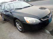 Honda Accord Sedan EX Automatic 2005 Black | Cars for sale in Rivers State, Port-Harcourt