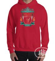 Liverpool Cotton Hoodie With Free FACEMASK. Celebritiesoutfit | Clothing for sale in Lagos State, Surulere