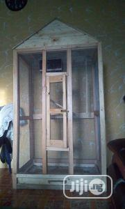 Lovely Wooden Cage For Ur Pets ( Parrots / Pigeons) | Pet's Accessories for sale in Lagos State, Ojo