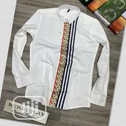 Original Latest Burberry Shirt 4 Man | Clothing for sale in Lagos State, Lagos Island