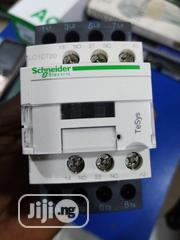 Original 20amp 4poles 220volts Schneider Contactor | Electrical Tools for sale in Lagos State, Ojo