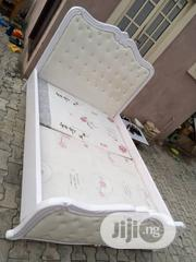 A Neatly/ Fairly Used Foreign Bed For Sale | Furniture for sale in Lagos State, Ajah