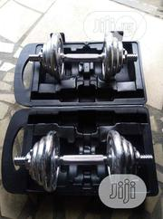 20kg Case Chrome Complete Set. | Sports Equipment for sale in Lagos State, Surulere