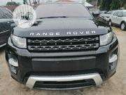 Land Rover Range Rover Evoque 2012 Coupe Pure Black | Cars for sale in Rivers State, Port-Harcourt