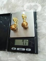 18karat Gold Earrings   Jewelry for sale in Lagos State, Lagos Island