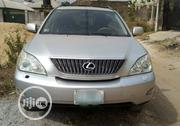 Lexus RX 2006 330 Silver | Cars for sale in Akwa Ibom State, Uyo