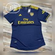 Arsenal Third Kit Jersey | Sports Equipment for sale in Lagos State, Victoria Island