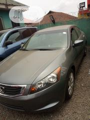 Honda Accord 2008 2.4 Executive Gray | Cars for sale in Lagos State, Agege