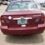 Toyota Corolla 2006 1.4 VVT-i Red | Cars for sale in Rivers State, Port-Harcourt