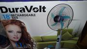 Duravolt Rechargeable Fan 18"