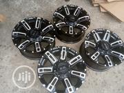 17 Rim For Toyota Land Cruiser, Tacoma, Hilux, Lexus Gx470/460. | Vehicle Parts & Accessories for sale in Lagos State, Mushin