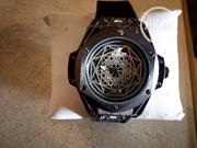 Black Hublot Watch | Watches for sale in Oyo State, Ibadan