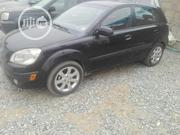 Kia Rio 2008 1.4 High Automatic Black | Cars for sale in Lagos State, Ojodu