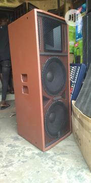 Double 15 Inches Speaker SP 126   Audio & Music Equipment for sale in Lagos State, Mushin