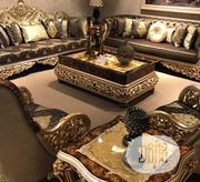 Executive Royal Sofa Chair With His Royal Dining Table Full Set | Furniture for sale in Lagos State, Ojo