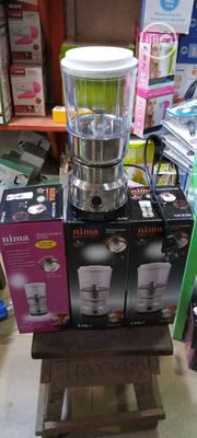 Nima 2-In-1 Electric Grinder and Blender | Kitchen Appliances for sale in Lagos State, Lagos Island