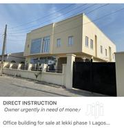 Office Building At Lekki Phase 1 Lagos For Long Lease | Commercial Property For Rent for sale in Oyo State, Ibadan