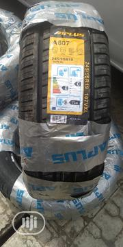 245/55/19 Aplus Tyre, The Number One Tyre In The Market Nationwide | Vehicle Parts & Accessories for sale in Lagos State, Mushin