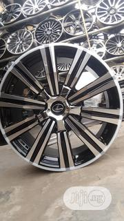 20inch For Lexus 570..Can Also Work On Tundra, Land Cruiser Etc | Vehicle Parts & Accessories for sale in Lagos State, Mushin