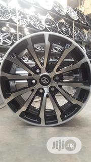 18inch For Prado 2019..Also Good On Hilux, Gx470, Fj Cruiser | Vehicle Parts & Accessories for sale in Lagos State, Mushin