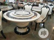 New,Imported 6 Seater Marble Dinning Table   Furniture for sale in Lagos State, Lekki Phase 1