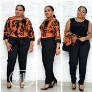 Quality Turkey Three Piece Trouser Set | Clothing for sale in Rivers State, Port-Harcourt
