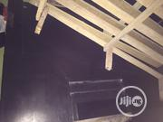 BED FRAME; Used, Black And Ready For Pick Up | Furniture for sale in Lagos State, Yaba