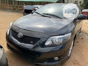 Toyota Corolla 2009 Black | Cars for sale in Lagos State, Ikeja