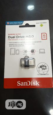 Sandisk 16GB Ultra OTG Dual USB Flash Drive | Computer Accessories  for sale in Lagos State, Ikeja