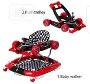 Baby Activity Walker Red | Children's Gear & Safety for sale in Lagos State, Lagos Island
